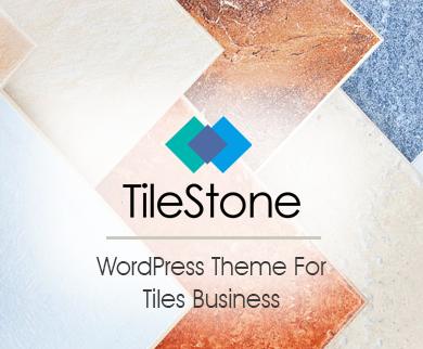 Tile Stone - Tiles Business WordPress Theme