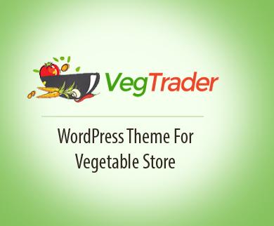 VegTrader -  Vegetables Trading WordPress Theme