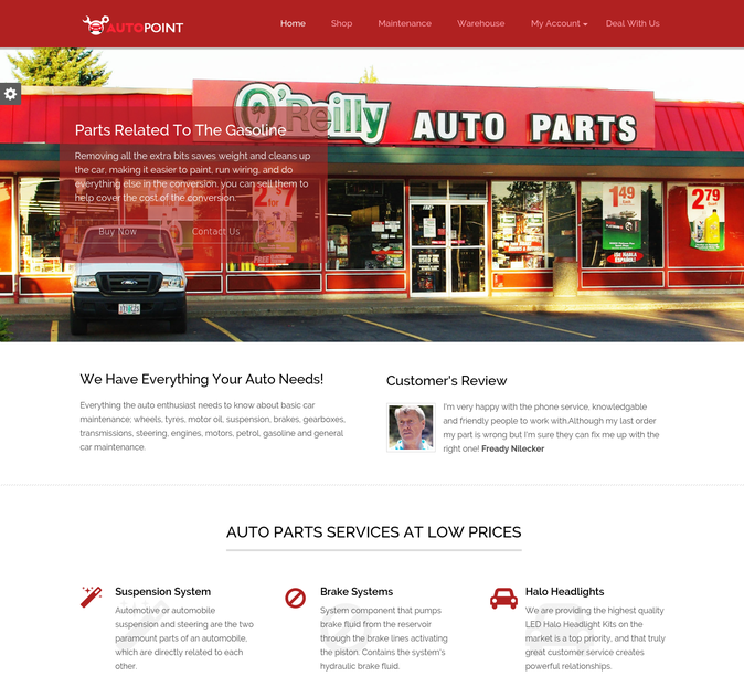 autopoint wp theme