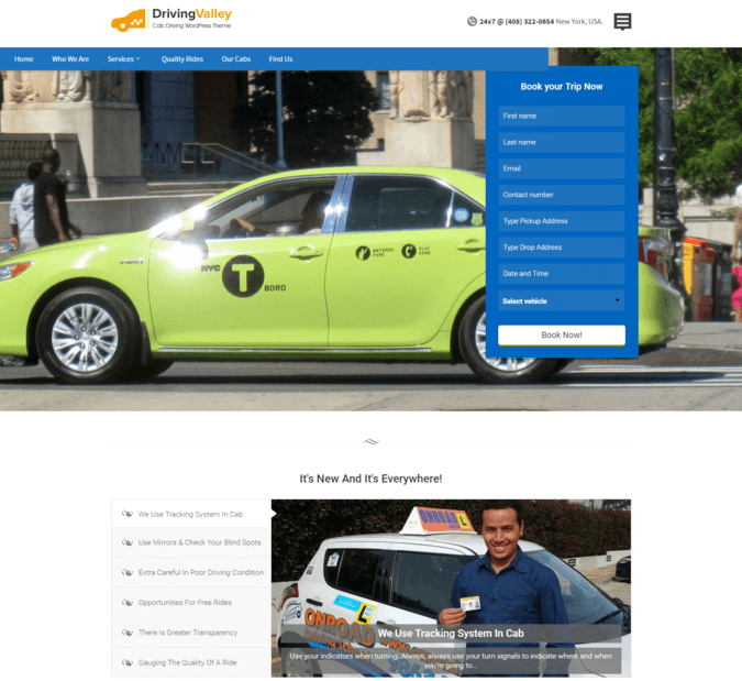 cab-driving