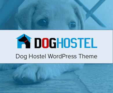 DogHostel - Dog Camp & Boarding WordPress Theme