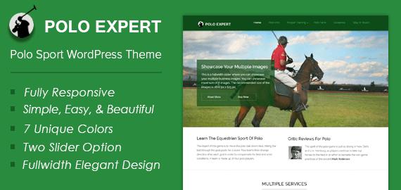 Polo WordPress Theme
