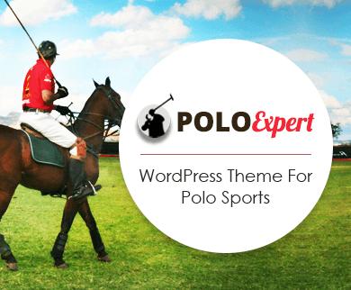 PoloExpert - Polo Sports Club WordPress Theme