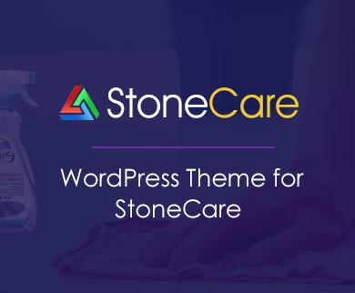 Stone Care - Stone Decor WordPress Theme