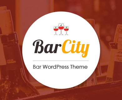 BarCity - Bar & Restaurant WordPress Theme