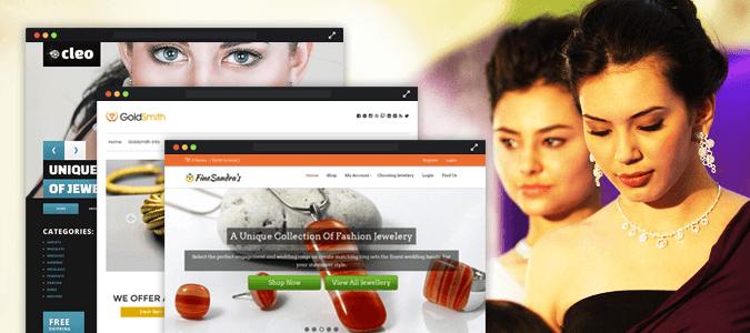 Best Online Jewelry eStore & Jewelry Shop WordPress Themes 2020