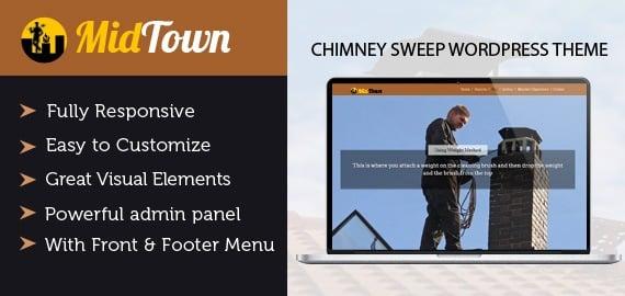 Chimney Sweep WordPress Theme
