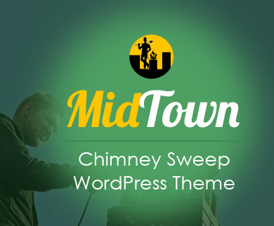 MidTown - Chimney Sweep WordPress Theme