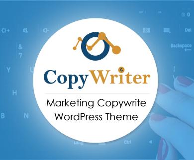 CopyWriter - Marketing & Advertising Agency WordPress Theme