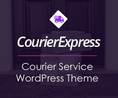CourierExpress - Courier & Relocation Service WordPress Theme