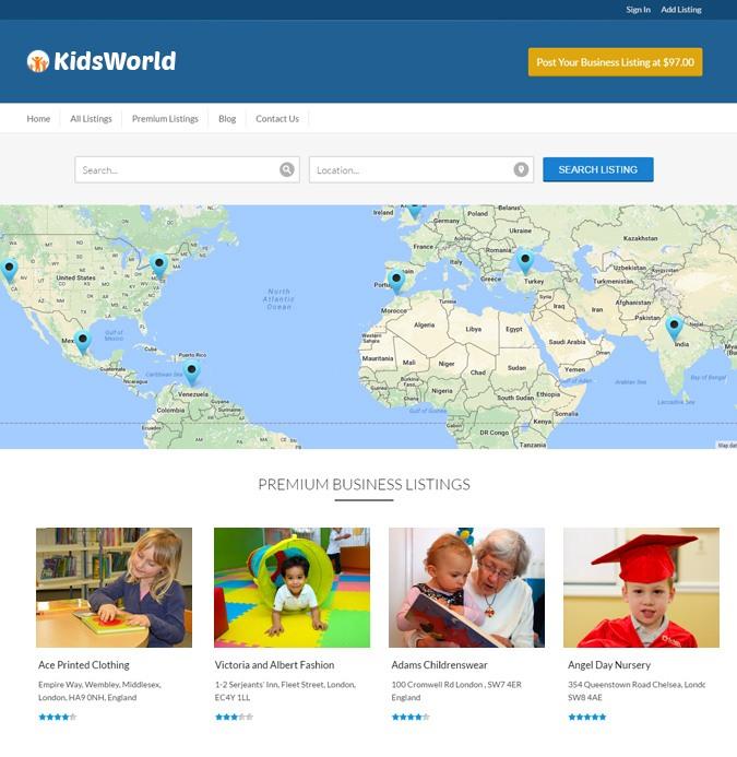 Geocraft-Kindergarten