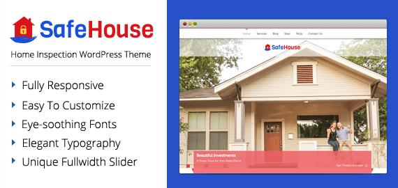 Home Inspection WordPress Theme