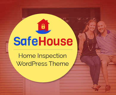 SafeHouse - Home Inspection WordPress Theme