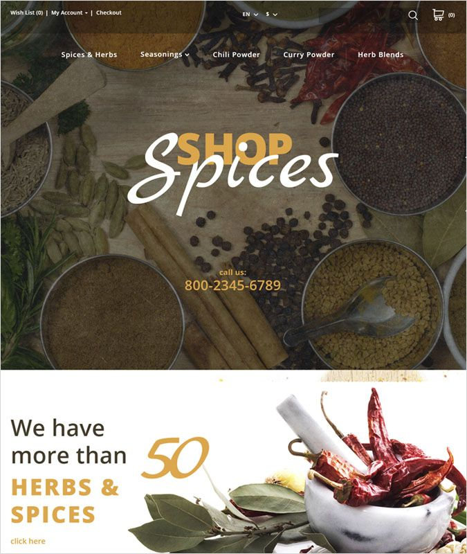 Spices$Herbs