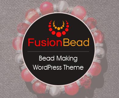 FusionBead - Bead Making WooCommerce WordPress Theme