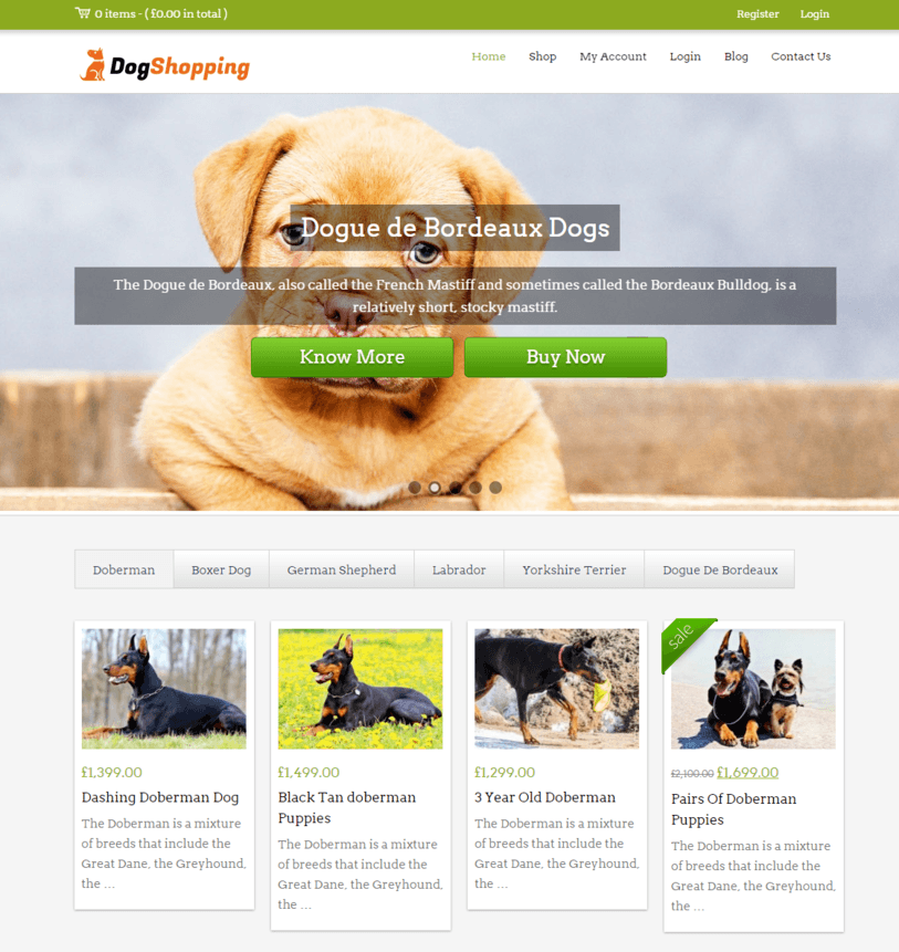 dog-shop-wordpress-theme-sites