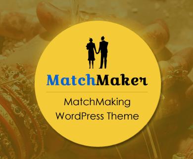 MatchMaker - Matchmaking WordPress Theme