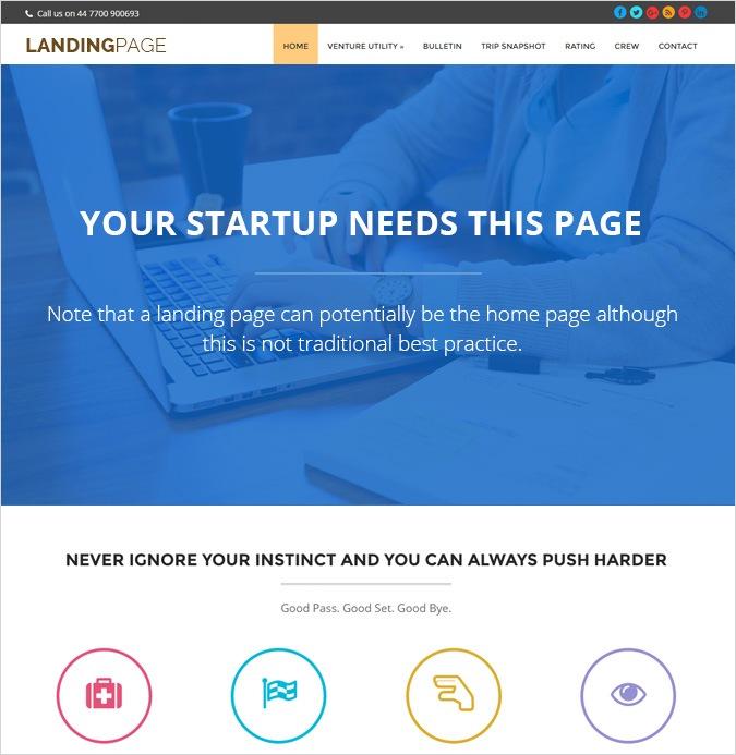 onepage-LANDINGPAGE