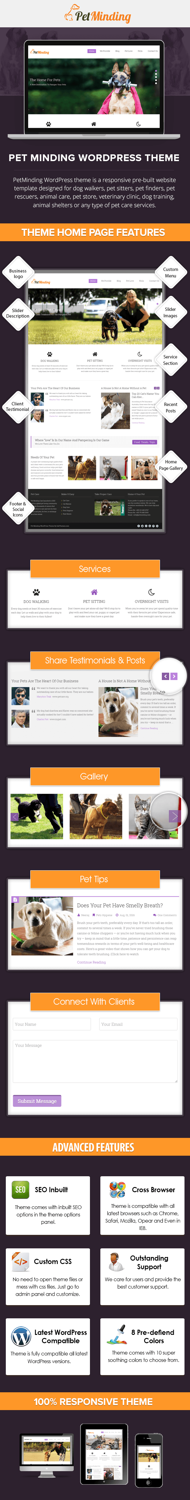 pet-minding-wordpress-theme-sales-page