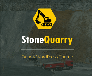 StoneQuarry - Quarry Rock Hiking WordPress Theme