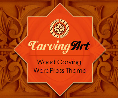 CarvingArt - Wood Carving WooCommerce WordPress Theme