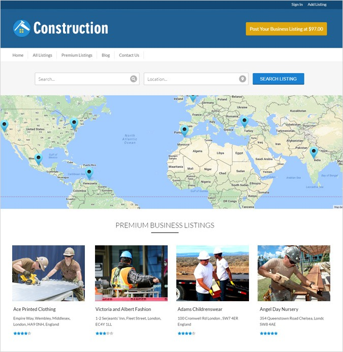 Geocraft-CONSTRUCTION