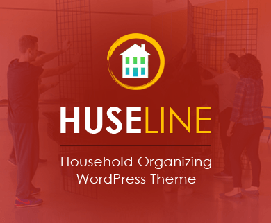 Huseline - Household Organizing WordPress Theme