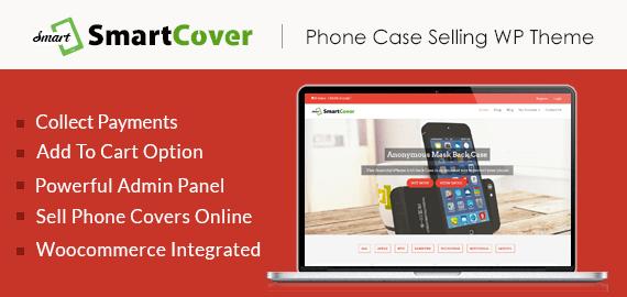 Phone Case Selling WordPress Theme