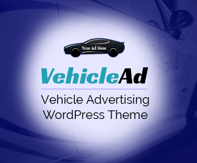 VehicleAd - Vehicle Advertising WordPress Theme