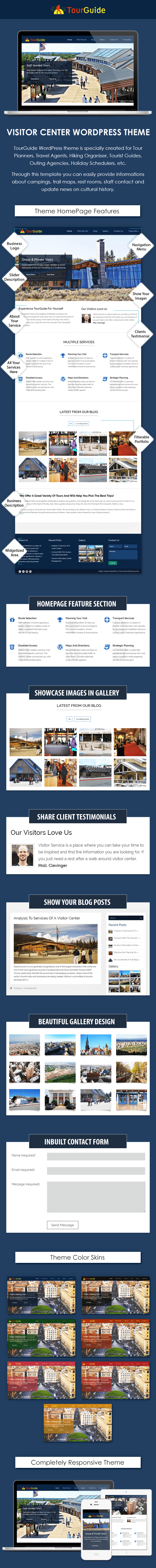 visitor-center-wordpress-theme