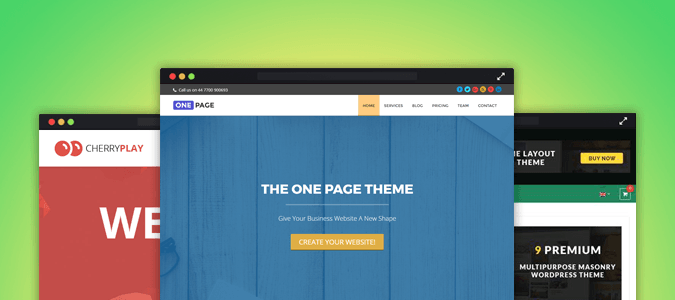 10+ Best Free & Paid Beautiful & Responsive Multipurpose WordPress Themes [CurrentYear]