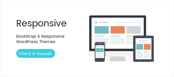 12+ Best Free & Paid Bootstrap & Responsive