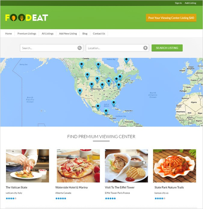 Geocraft-FOOD