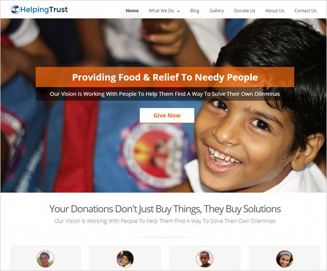 Helping-Trust-WordPress-Theme