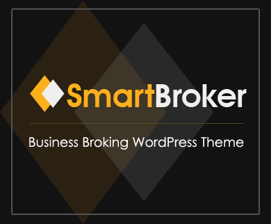 SmartBroker - Business Broking WordPress Theme