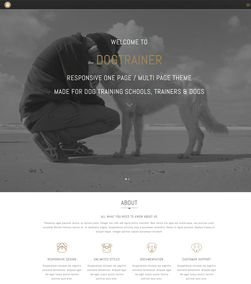 dog-trainer-wordpress-themes-inkthemes
