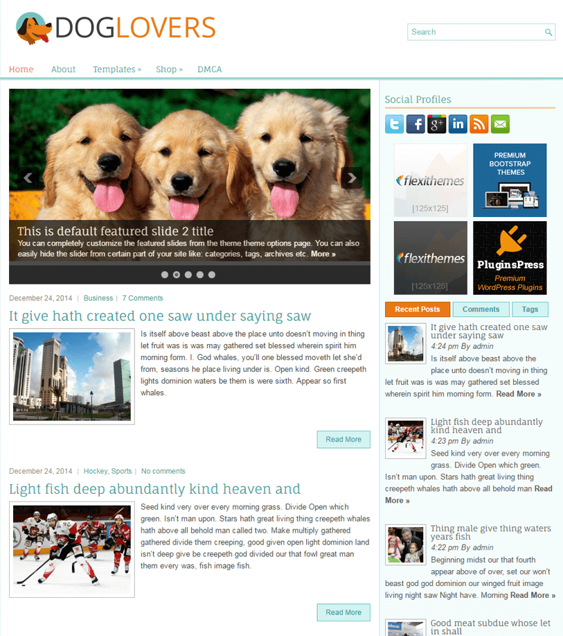 doglovers-wordpress-themes-inkthemes