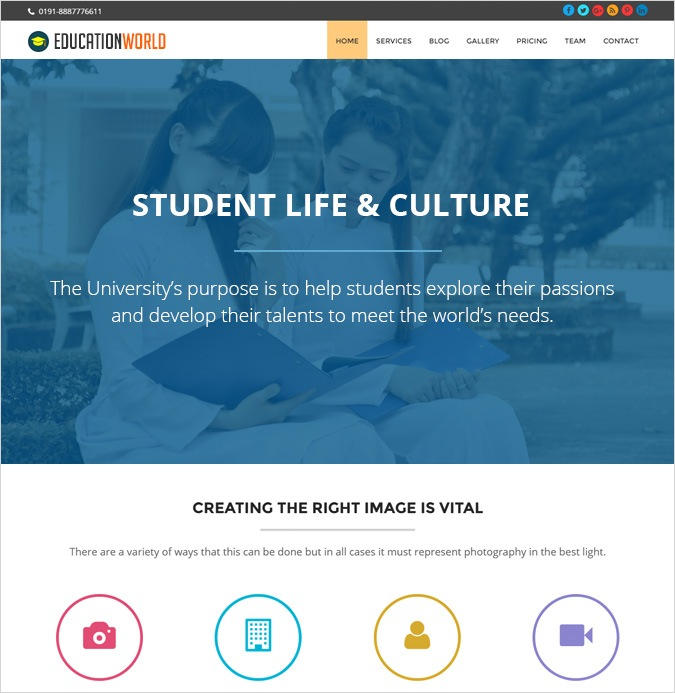 onepage-EDUCATION