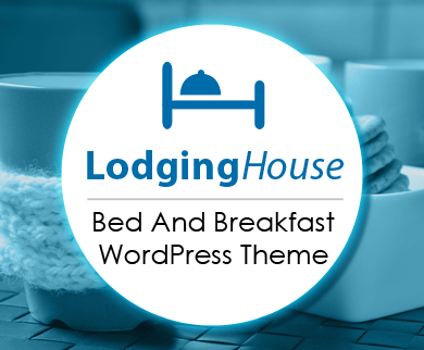LodgingHouse - Bed And Breakfast WordPress Theme