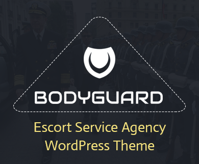 Bodyguard - Escort Service Agency WordPress Theme