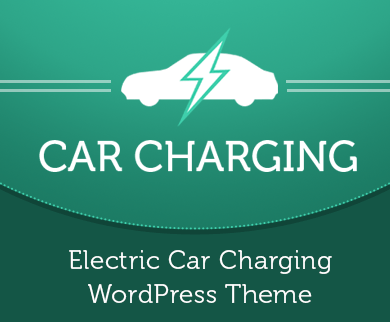 CarCharging - Electric Car Charging Station WordPress Theme