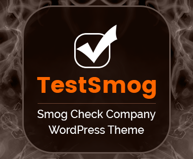TestSmog - Smog Check Center WordPress Theme