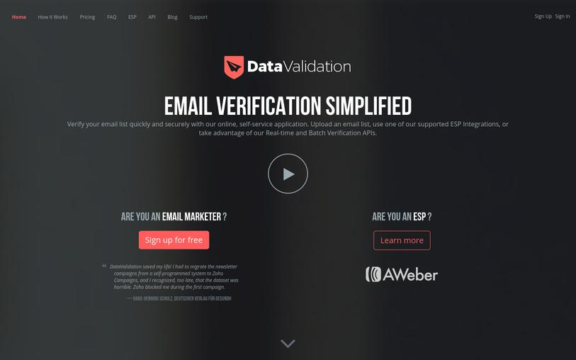dataverification