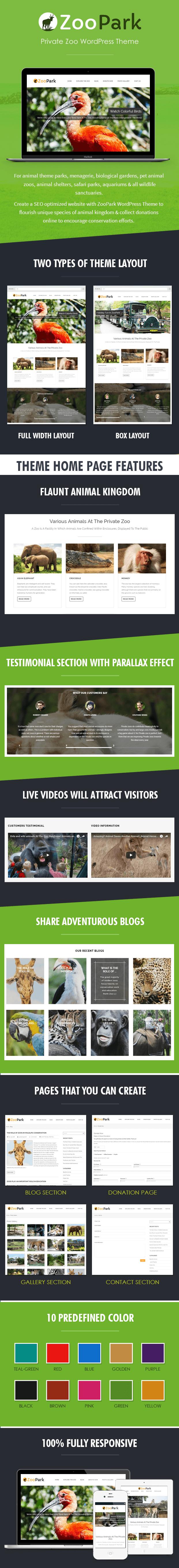 private-zoo-wordpress-theme
