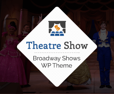 TheatreShow - Broadway Shows WordPress Theme