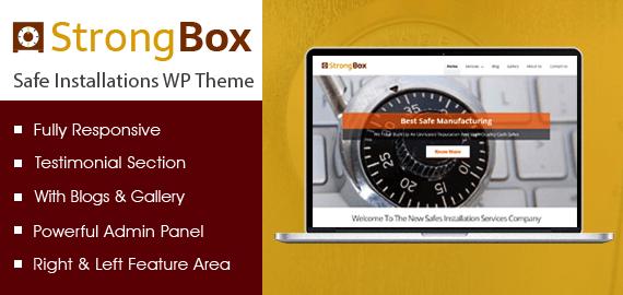 Safe Installations WordPress Theme