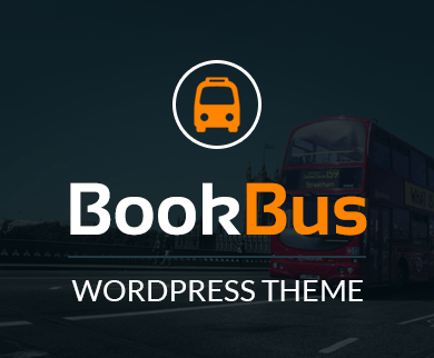 Book Bus -Tour Bus Booking WordPress Theme & Template