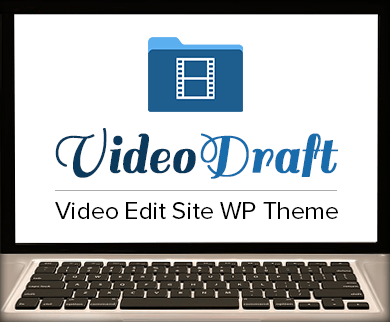 Video Draft - Video Edit Site WordPress Theme & Template