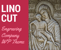Linocut - Engraving Company WordPress Theme & Template