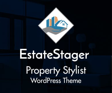 EstateStager - Property Stylist WordPress Theme & Template